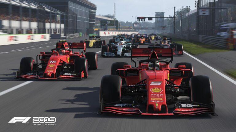 Mejores juegos 2019 - F1 2019