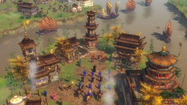 Age of Empires III - mejor RTS de la historia