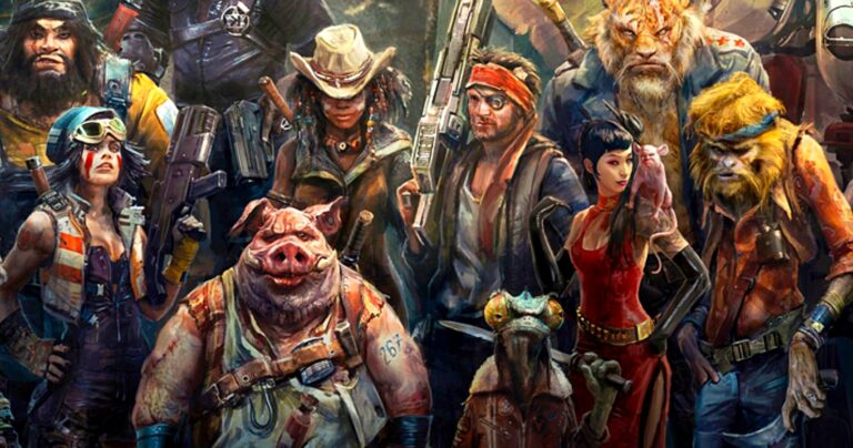Mejores novedaes PC 2022 - Beyond Good and Evil 2