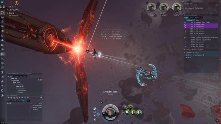 EVE Online - Mejores videojuegos online para PC