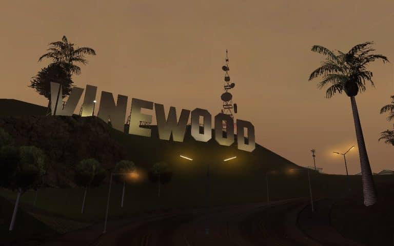 Vinewood San Andreas