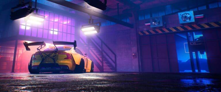 Heat - historia del Need for Speed