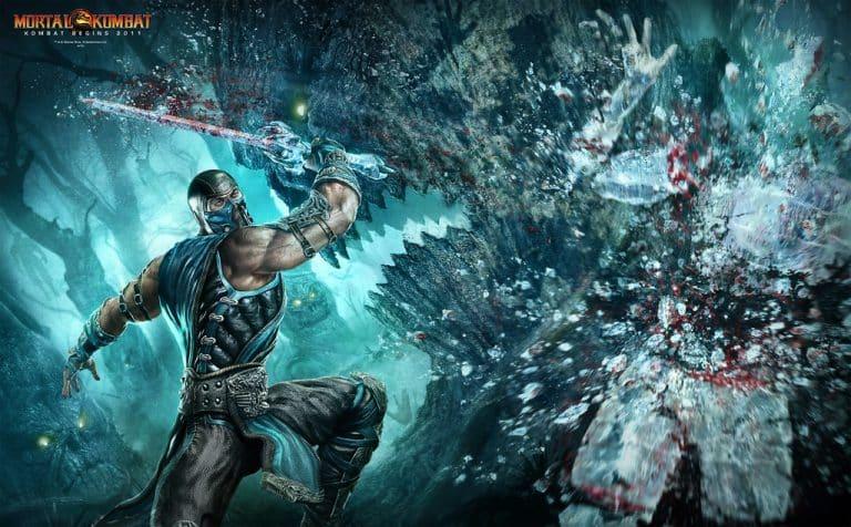 Mortal Kombat 9 -La historia del Mortal Combat