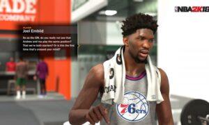 My GM NBA 2K
