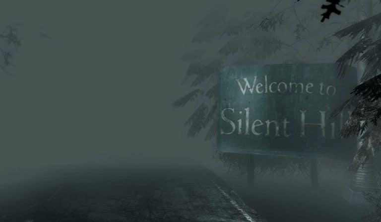 historia de Silent Hill - Silent Hill 1