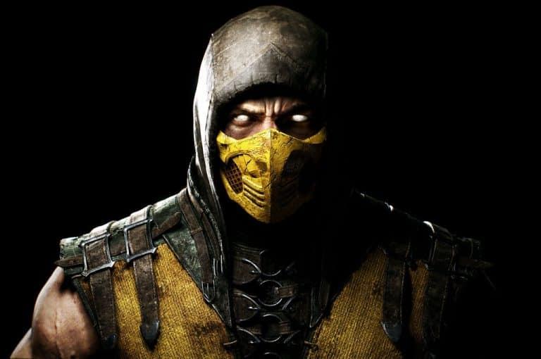 La historia del Mortal Kombat - SubZero