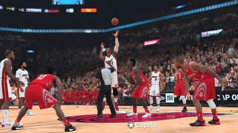 NBA 2K mejores juegos deportivos