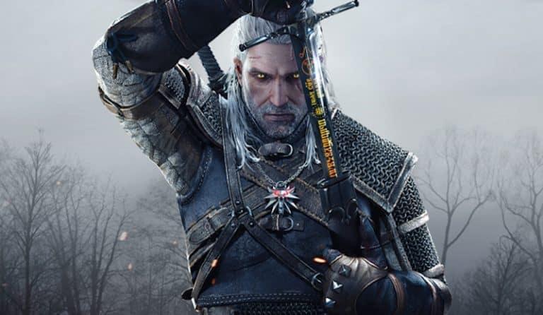 Geralt de Trivia la historia de The Witcher